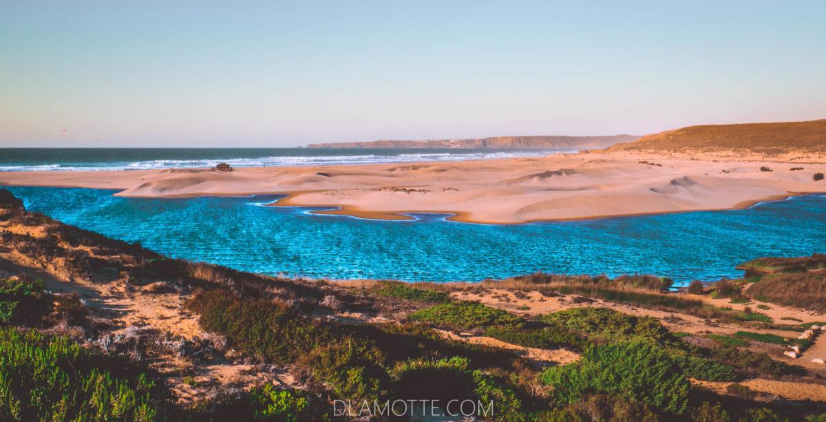 Algarve w listopadzie