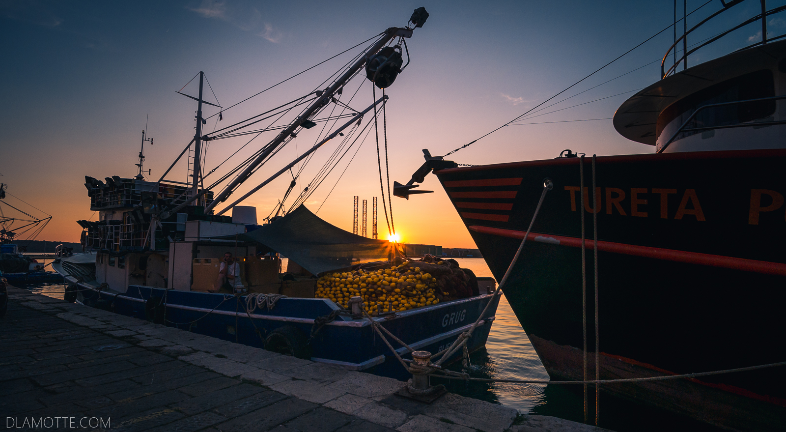 port chorwacka Pula