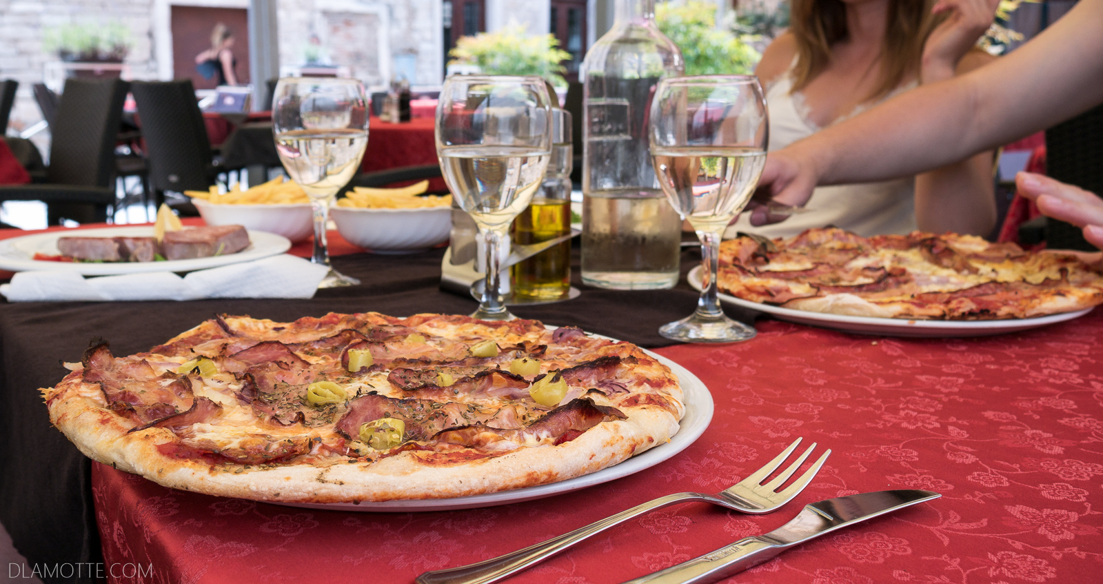 pizza chorwacka Pula