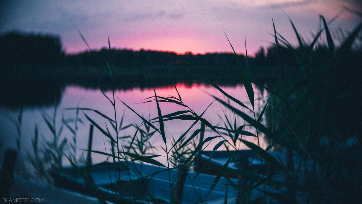 spacer jezioro koblentz niemcy
