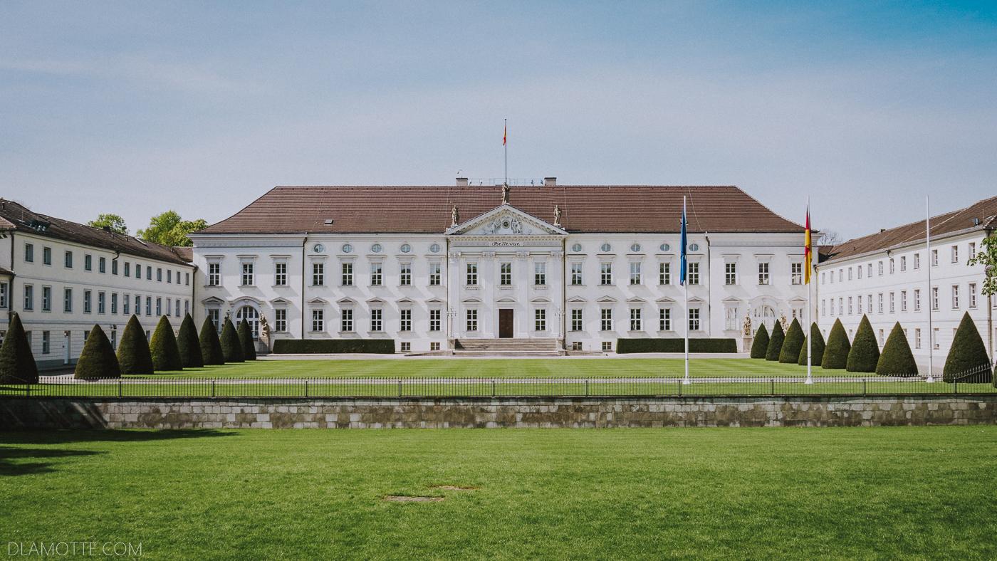 Pałac Bellevue Berlin
