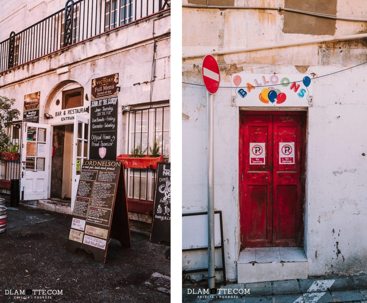brytyjski pub Gibraltar