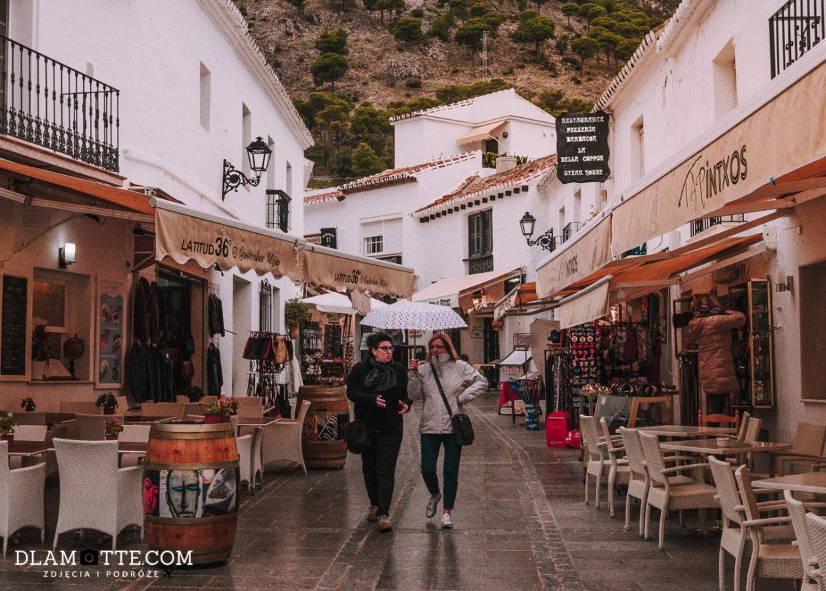 Mijas roadtrip po Andaluzji