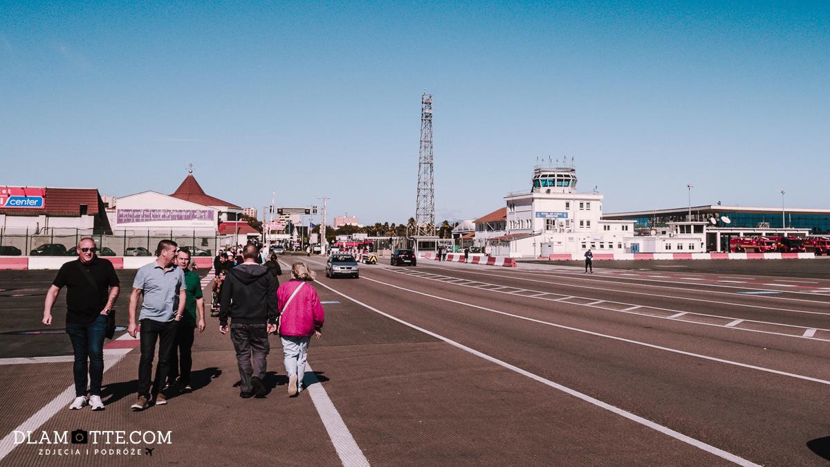 lotnisko Gibraltar przewodnik po Gibraltarze