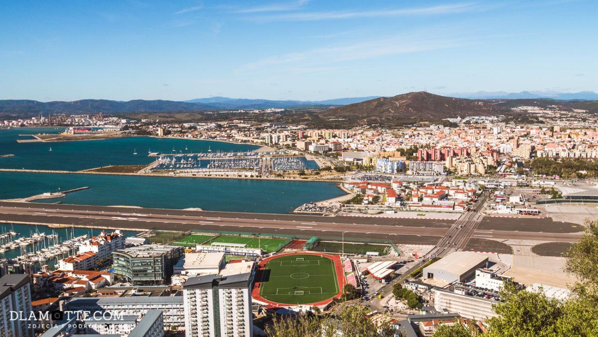 lotnisko Gibraltar