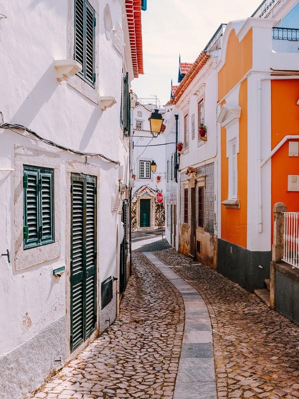 Cascais koło Lizbony