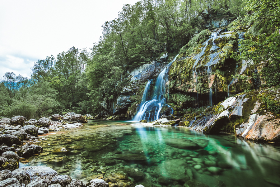 waterfall Virje